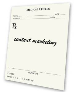content marketing rx