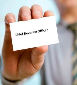 chief revenue officer
